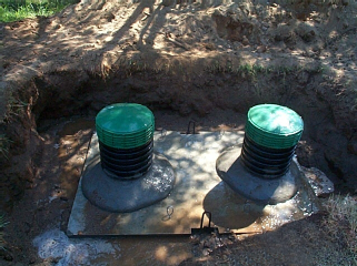 Septic System Repairs and Risers