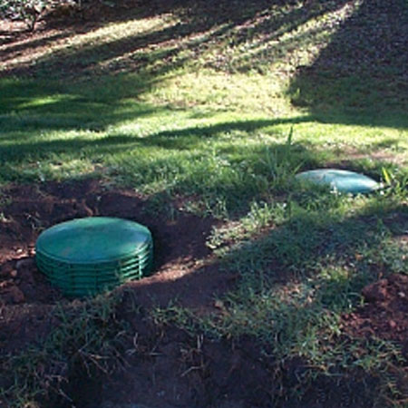 Residential Septic System Inspection